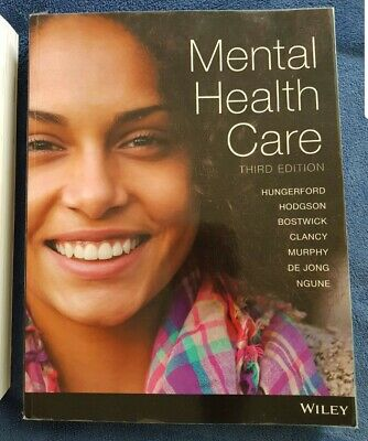 Mental Health Care 3rd Edition