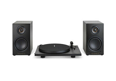 Triangle Turntable and Powered Speaker Pack