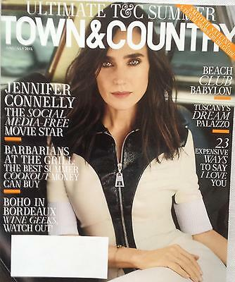 Town & Country USA Magazine - June/July 2015 - JENNIFER CONNELLY