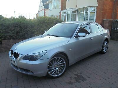 BMW 525 2.5 auto i SE 04/54 Reg, 87000 MILES WITH FULL SERVICE HISTORY