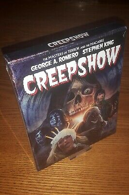 CREEPSHOW Blu-ray US import Shout/Scream Factory region a (Collector's Edition)