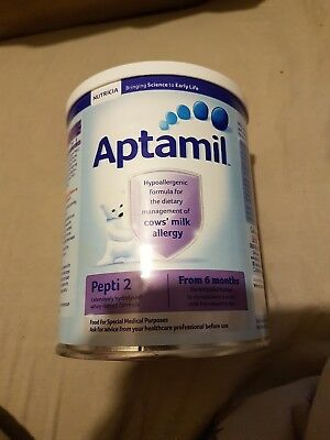 6 x Aptamil Pepti 2 Milk 400g