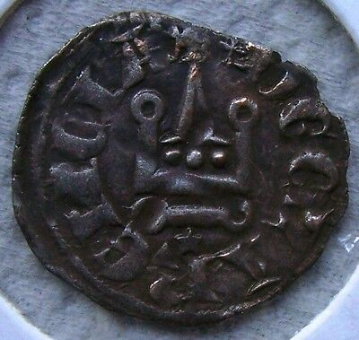 Silver Ancient And Medieval Crusaders Kingdom Coin