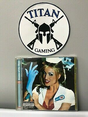 """Blink 182 """"Enema of the State"""" CD 