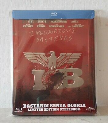 Inglorious Bastards - Bastardi Senza Gloria - Steelbook bluray