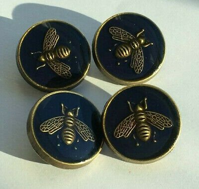 GUCCI GG 4 Bee Buttons