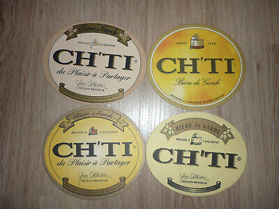 "lot de 4 SB de FRANCE ""ch'ti""recto/verso lot 5"