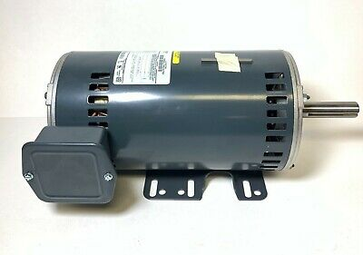 MARATHON 5K49QN4555A HD60FE575 Belt Drive Blower Motor 5HP 3Ph 1725 RPM 575V