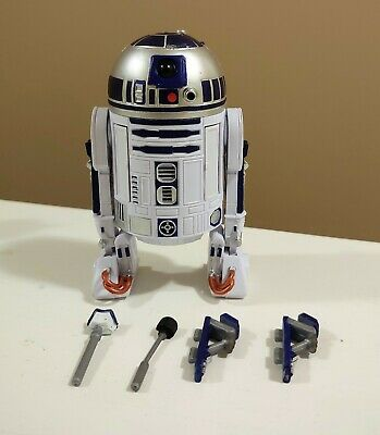 Star Wars The Black Series 6-inch Figure - R2-D2 (40th Anniversary) - Hasbro