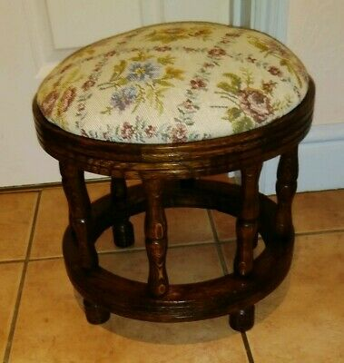 Beautiful Victorian footstool