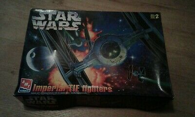 Star Wars Imperial TIE Fighter Model Kit  AMT/ERTL