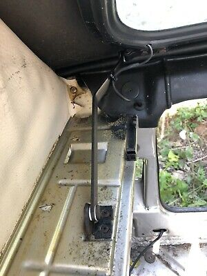 Vw Golf Mk1 Cabriolet Drivers Rear Hood Hinge
