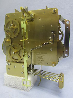 HERMLE 341-020, Westminster Clock Movement, Two (2) Year Guarantee