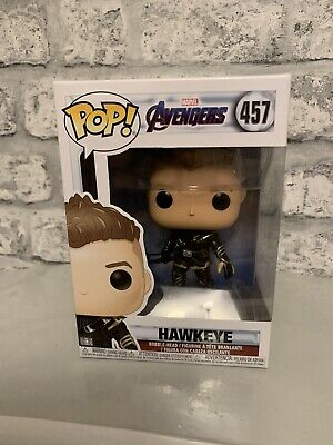 Funko Pop! - Hawkeye # 457 - Marvel Avengers Endgame Vinyl Bobble Head