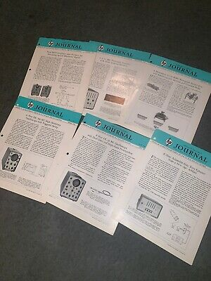 Hewlett Packard Journal Technical Information From The Laboratories! 1956 March