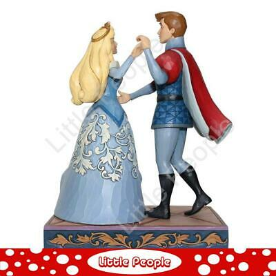 Jim Shore Swept up in the Moment Figurine Disney Traditions