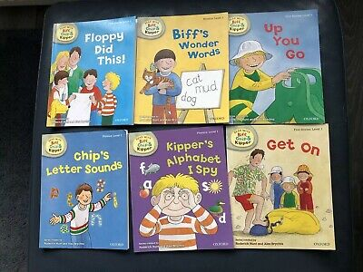 read with biff chip and kipper Level 1 Bundle