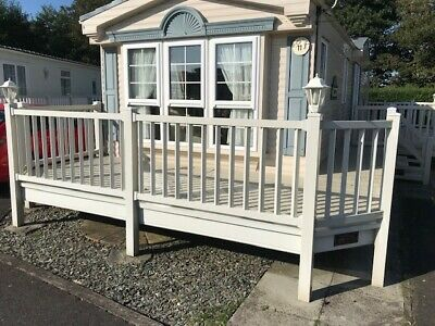 Large UPVC decking Please see pics for size