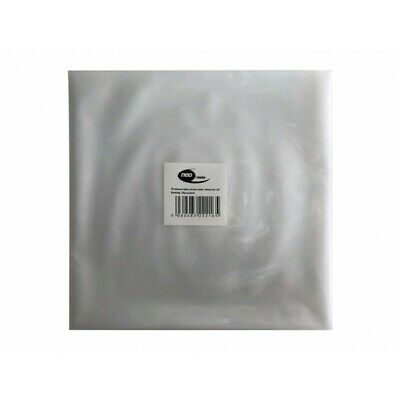 50 x 12 inch 75 micron lpde Vinyl LP Record Outer Sleeves Neo Media High Quality