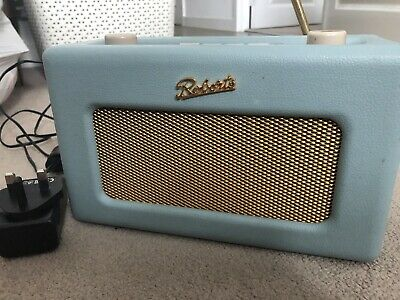 Roberts Revival RD60 RDS, DAB Radio, Duck Egg Blue