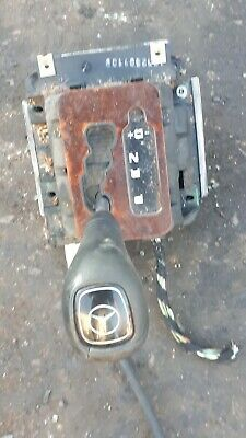 Mercedes ML W163 Auto Gear SELECTOR  AND KNOB  PP170267021