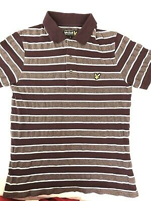 Lyle and Scott Short Sleeve Polo Shirt for Men's ^^^