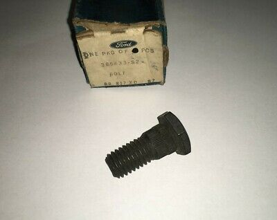 or Bolt NOS Ford Screw - Hex Head N804850-S2 Metric Course M10-50.85mm L