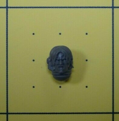 Warhammer 40K Space Marines Raven Guard Primaris Upgrades Head (A)