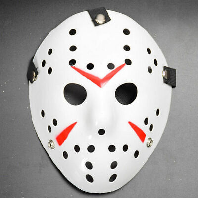 Jason Voorhees Friday the 13th Hockey Mask Halloween Horror Scary Classic