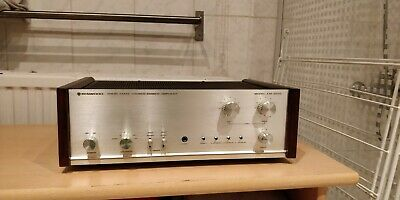 Kenwood KM-8002 Stereo Power Amplifier (1970-1973)