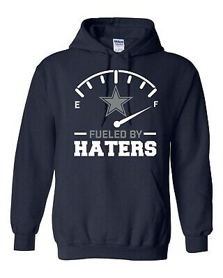 Dallas Cowboys Fueled By Haters S-5X Hoodie Dak Zeke Amari Cooper FREE SHIPPING
