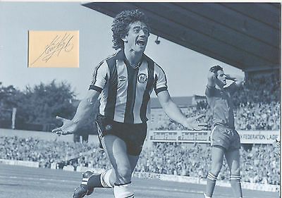 KEVIN KEEGAN Signed 12x8 Photo Display NEWCASTLE UTD & ENGLAND COA