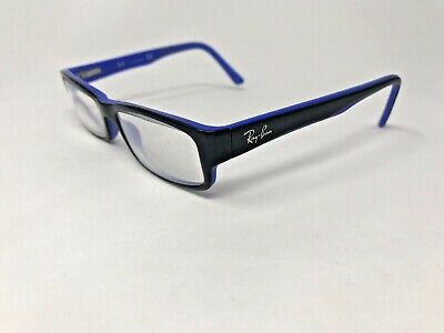 Details about RAY BAN RB5246 5088 Red White Blue Rectangle Reader Eyeglasses Frames 50mm