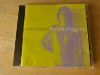 Iggy Pop – Nude & Rude: The Best Of  - CD ( Lust For Life / The Passenger )