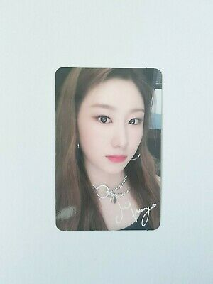 "K-POP ITZY Mini Album ""IT'Z ICY"" Official CHAERYEONG Photocard"