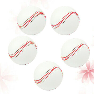 Athletic Specialties Perforated Baseballs Box of 100 White