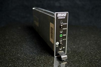 Drake VMM600 Fixed Channel Modulator Card - Choose Your Channel.