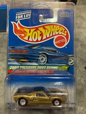 HOT WHEELS 2019 Super Treasure Hunt '69 Corvette Racer