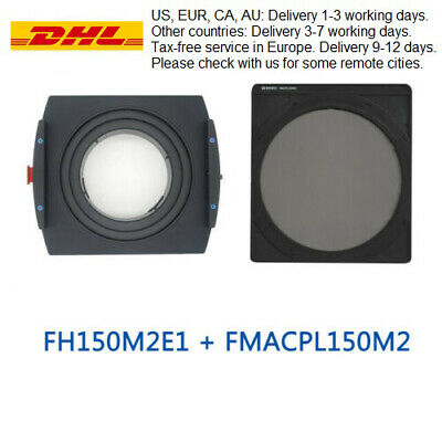 Benro FH150M2E1 + FMACPL150M2 Filter Holder for SONY FE 12-24mm f/4 G