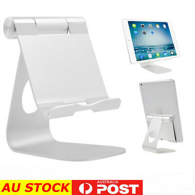 Universal Aluminum Rotatable Stand Mount Holder for iPhone iPad Cellphone Tablet