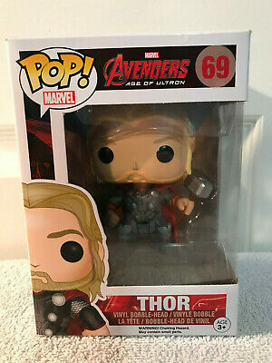 Avengers Age Of Ultron #69 Thor Funko Pop!
