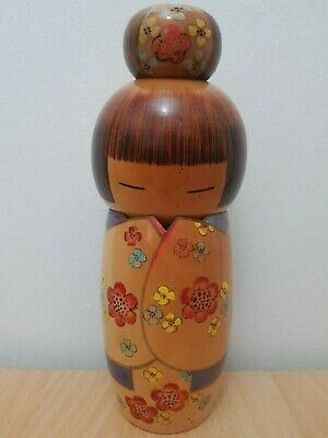 Japan Made Creative Sakura Kokeshi doll ( 27 cm)