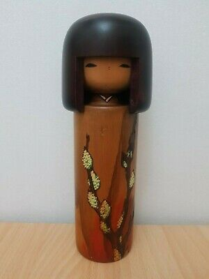 Japan Made Spring Creative Kokeshi doll by Usaburo (30 cm)
