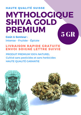 Mythologique Shiva Gold Premium - 5gr