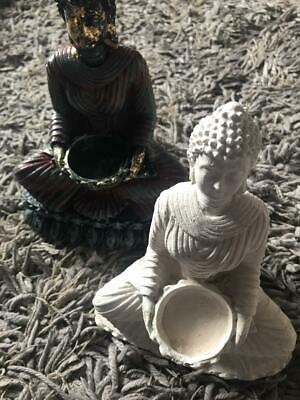 Latex Mould To Create This Buddha Candle Holder