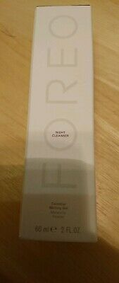 Foreo Night Cleanser 60ml NEW BOXED RRP £21