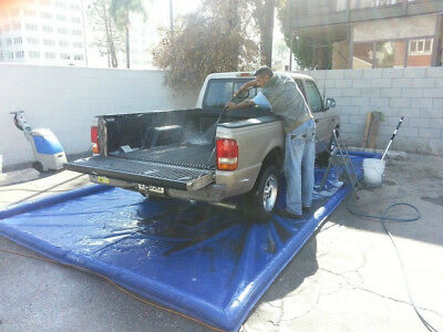 CAR WASH CONTAINMENT MAT For Mobile Detailing