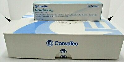 Box of 5 Convatec Drainable Pouch 175780 + Stomahesive 183910