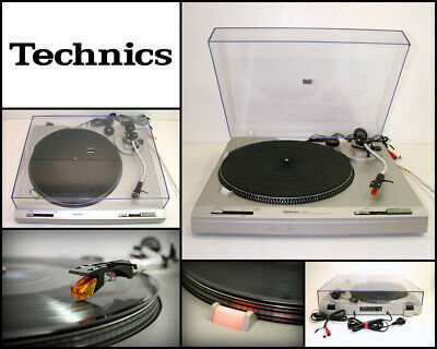 Vintage TECHNICS SL-B202 Frequency Generator Servo Automatic Turntable System
