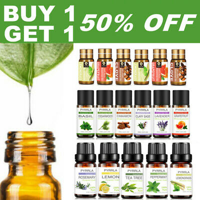 5ml 8ml 10ml Essential Oils 100% Pure & Natural Essential Oil Fragrance Aroma